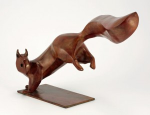 Ecureuil  sautillant